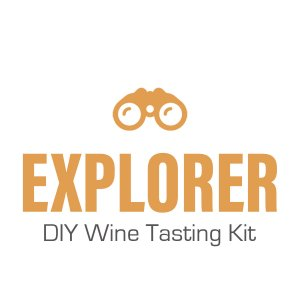 Explorer DIY Wine Tasting Kit