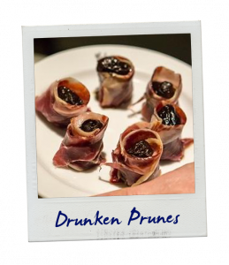 Drunken Prune polaroid