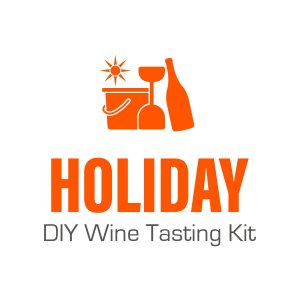 Holiday DIY Wine Tasting Kit