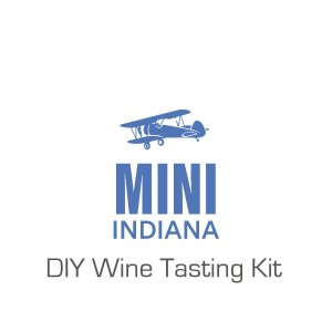 Mini Indiana DIY Wine Tasting Kit
